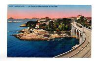 13 - CPA - Marseille - La Corniche Malmousque (A1163)