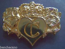 XRare 2009 Centurions King XXX Gold-Plated Bronze Mardi Gras Pin+10g Doubloon