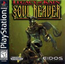 Legacy Of Kain Soul Reaver - PS1 PS2 Playstation Game