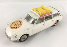 VINTAGE CORGI # 275 CITROEN SAFARI (WINTER OLYMPICS) ESTATE CAR DIECAST 1964-65