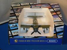 Franklin MINT Armour Collection F16 Falcon Enduring Freedom