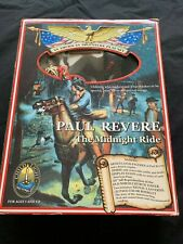 1999 Paul Revere The Midnight Ride An American Adventure Play Set