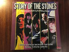 The Rolling Stones - Story Of The Stones Vinyl UK 1982 K-Tel Hits