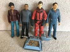 "Dr Who 5"" Action Figures 10th Doctor VGC"