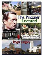PRISONER PATRICK MCGOOHAN PORTMEIRION - THE PRISONER LOCATED BOOK