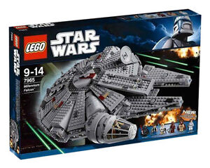 LEGO Star Wars 7965 Millennium Falcon NEW In Factory Sealed Box (2011)