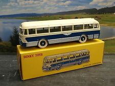 RARE DINKY TOYS BUS CHAUSSON BLUE MINT IN BOX