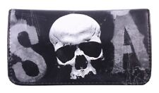 Tobacco Case Pouch Synthetic Leather Wallet Bag Rolling Sons Of Anarchy SOA Smok