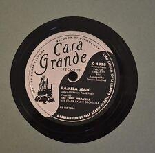 50's TEEN ROCK 78 Tune Weavers Casa Grande 4038 I Remember Dear and Pamela Jean