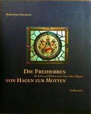 Die Freiherren Hagen zur Motten Ihr Leben und Wirken in Saar Mosel Region 2000