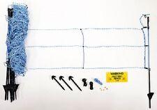 Wildschwein Abwehrnetz 50 m  ohne Flatterband Weidezaun Weidenetz Wildabwehrnetz