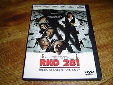 "RKO 281-The Battle Over ""Citizen Kane""-1999(DVD)*OOP*Liev Schreiber"