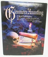 The Glenmore Haunting Jigsaw Puzzle Mystery 1000 Pieces BePuzzled USA 1993