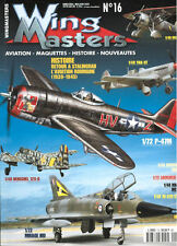 WING MASTERS 16 WW2 ROMANIAN AF_STALINGRAD AIRLIFT_RAAF MIRAGE III_MS.225_MB.339