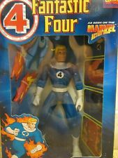"1995 Marvel Fantastic Four Deluxe Edition JOHNNY STORM 10"" Toy Biz / Box 253"