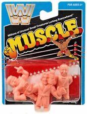 2018 SDCC Mattel Muscle WWE Figure Mean Gene Iron Sheik Ric Flair MOC