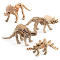 Children Toy Realistic Dinosaur Fossil Action Skeleton Figures Toys Kids Gift