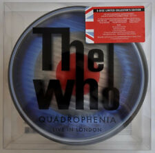 "COFFRET COLLECTOR THE WHO ""QUADROPHENIA""  5 DISC + LIVRET, NEUF SOUS BLISTER"