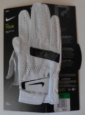 buy popular 85fbb ef283 Nike Hommes Tour Gant de Golf Droit Standard Blanc Noir Taille XL