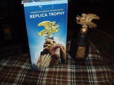 2008 RAYS American League Championship Replica Throphy W/ Box !