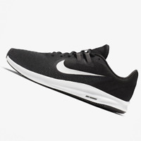 NIKE MENS Shoes Downshifter 9 - Black, White & Anthracite - OW-AQ7481-002