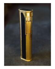 Dunhill Feuerzeug Gold Art Deco - Swiss made