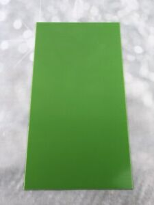G10 Lime Green 1x300x150mm Sheet for knife scales/handle liner/slingshots/