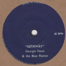 Georgie Fame Getaway National Benzol Soul Northern Reggae