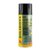 SILIKOEL LUBRIFICANTE SPRAY STAR TECH 400 ml olio siliconico resiste temperature