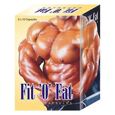 Best Natural Supplements For Weight Gain In Men And Women 50 FitOFat Capsules