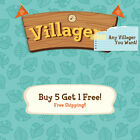 ACNH - ANY VILLAGER AVAILABLE - INCLUDING SANRIOS