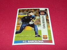 CARLOS BUSQUETS FC BARCELONA PANINI LIGA 96-97 ESPANA 1996-1997 FOOTBALL