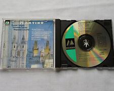 MAAG-MACKERAS/MARTINU Dble concerto-Sinfonietta-Rhapsody UK ED1 CD CONIFER(1992