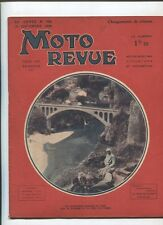 Moto Revue N°706  ; 19 septembre 1936 : 9 croquis du grand prix de France moto