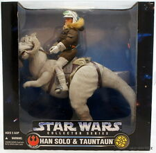"Star Wars 12"" Collector Series Han Solo & Tauntaun"