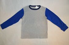 NWT Toddler Boys size 5T Colorblock long sleeve tee by Baby Gap