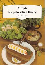 Rezepte der polnischen Küche, 1. Auflage 1988, Verlag für die Frau Leipzig/DDR