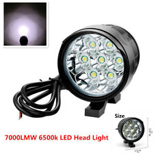 Universal 70W 7000LM 6500K 7xXM-L LED Car Motorcycle Spot Work Light Fog Lamp T6