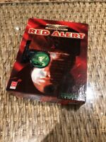 Command and Conquer Red Alert Big Box PC Game 1996