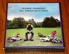 GEORGE HARRISON ALL THINGS MUST PASS 2-CD BOX SET WITH BOOKLET
