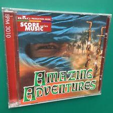 AMAZING ADVENTURES Score Music CD RCA Film Archive Soundtracks BMG Pino Donaggio