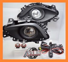 MBA Premier 13 14 15 Mazda 6 Sport Sedan 4-Door Clear Bumper Driving Fog Lights