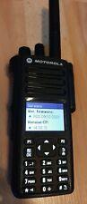 Motorola DP4800 UHF DMR Numérique MotoTrbo HAM MMDVM DM4600 DP3600 403-470 MHz