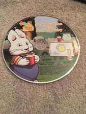 Nick Jr Summertime with Max & Ruby (DVD, 2007, Full Screen) Anime Free Shipping