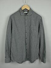 J.LINDEBERG WARD 43 PKT MIX FLANNEL Men's LARGE Casual Shirt 20368_JS