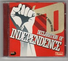 (GS345) Declaration of Independence, 16 tracks various artists - NME CD