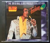 The Original Elvis Presley Collection # 48 Today - Near Mint RCA CD FAST UK POST