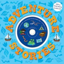 Adventure Stories for Boys: With Read-Along CD