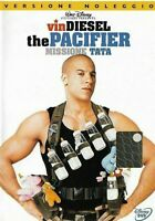 THE PACIFIER - MISSIONE TATA (2005) - Vin Diesel - DVD EX NOLEGGIO - WALT DISNEY