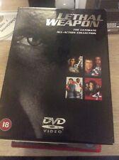 Lethal Weapon Dvd Box Set